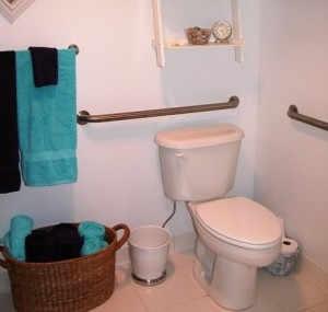 Bathroom Remodel Sacramento Handicapped Features