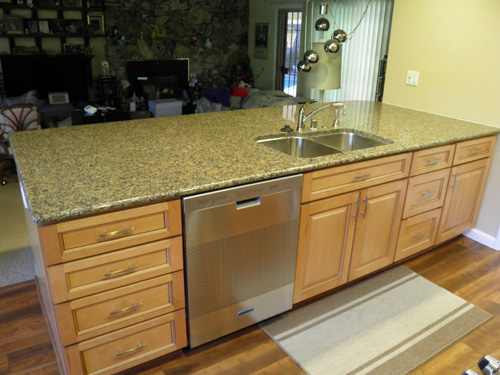 sacramento kitchen counter tops