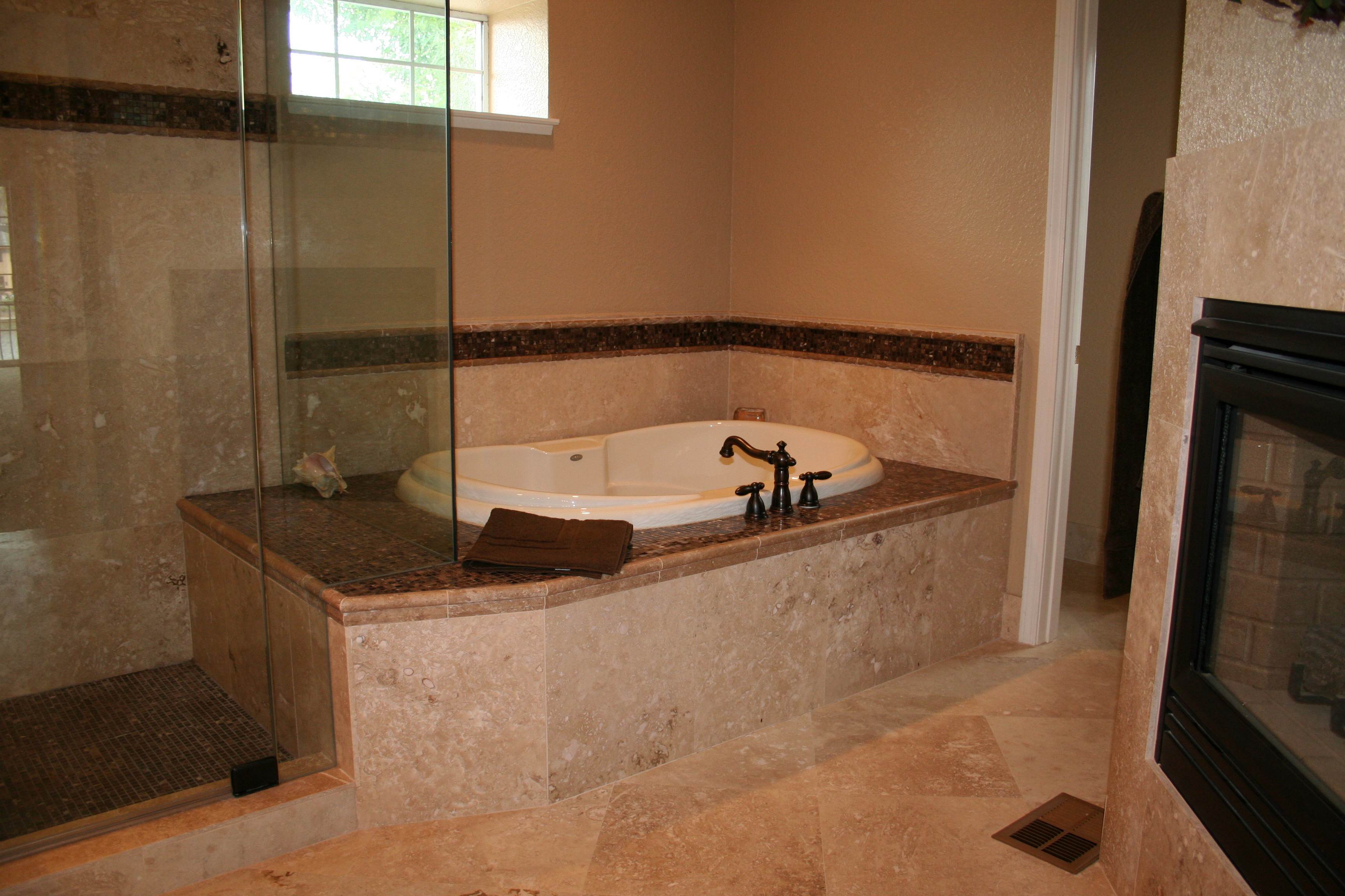 Bathroom remodel sacramento yancey company sacramento ca for Bathroom contractors