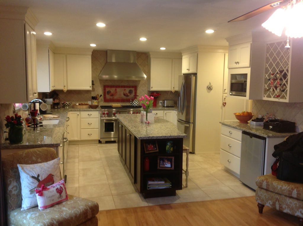 Yancey company sacramento kitchen bathroom remodel experts for Kitchen remodeling companies