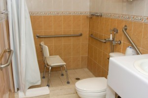 ADA Bathroom Contractors Handicap