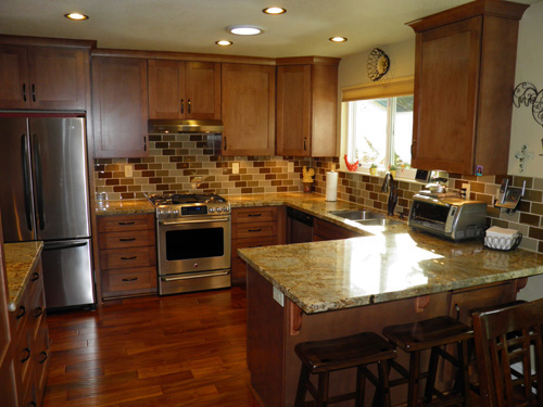 Kitchen remodeling sacramento yancey company of sacramento for Kitchen remodeling companies