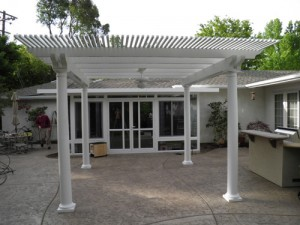 sacramento patio cover