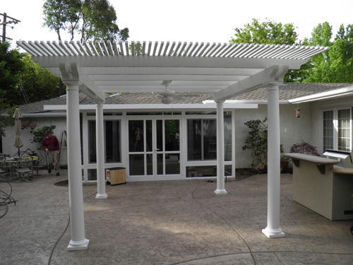 sacramento patio covers