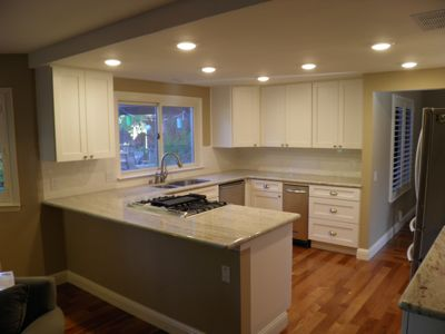 Gourmet Kitchen Remodeling Contractor Sacramento