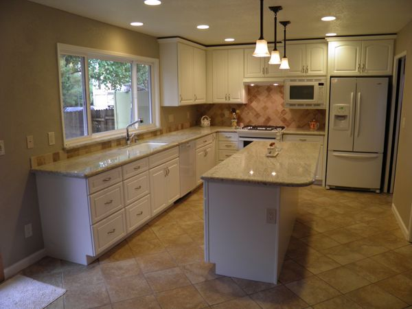 Sacramento Kitchen And Bath Remodeling
