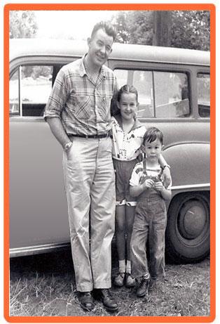 Yancey Family Photo