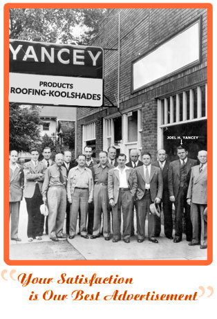 Yancey Company Original Location